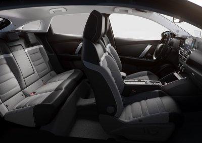 Citroën ë-C4 Innenraum