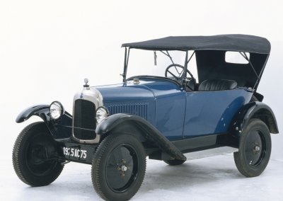 Citroën 5 HP blau