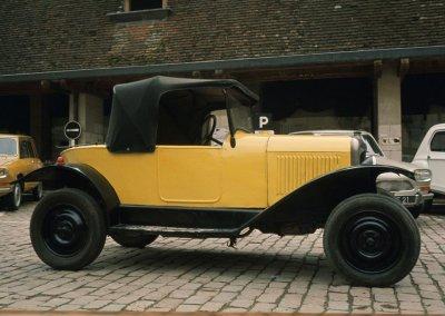 Citroën 5 HP Kleine Zitrone