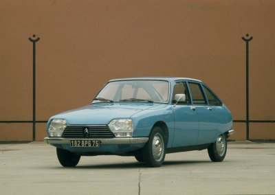 Citroën GS Special 1978 Georges Guyot