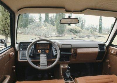 Citroën GSA Special 1981 Malard Desmoulins Lamanda