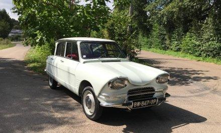 Citroën Ami 6 – Zwischen 2CV und DS