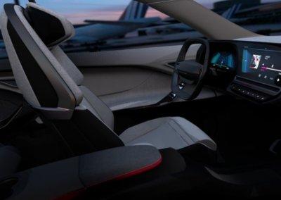 Faurecia Cockpit der Zukunft Thermomanagement