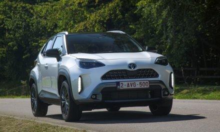 Toyota Yaris Cross – SUV miniature