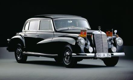 Mercedes-Benz 300 – Der Adenauer