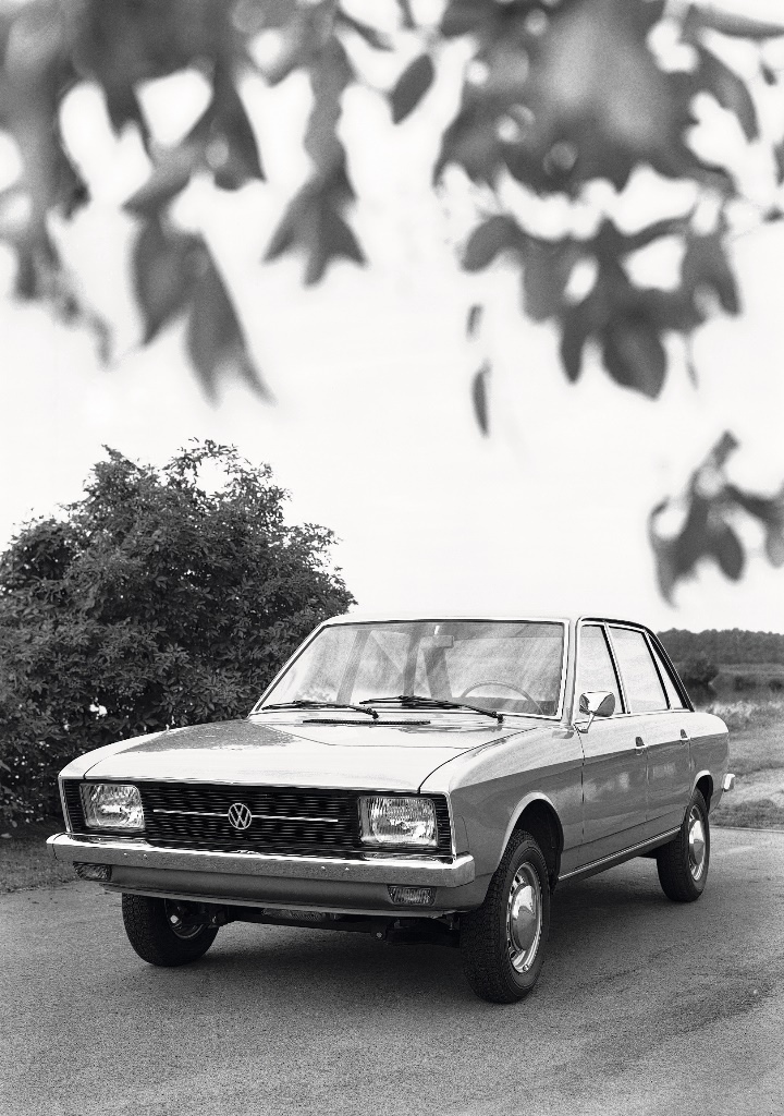 VW K70 (1970)