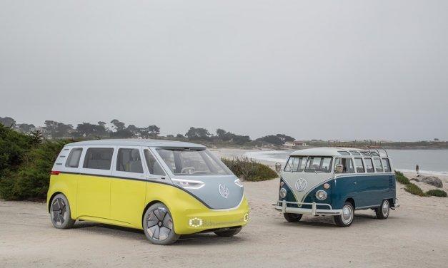 VW I.D. – Elektrische Mobilität für Alle