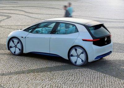 Volkswagen Showcar I.D.