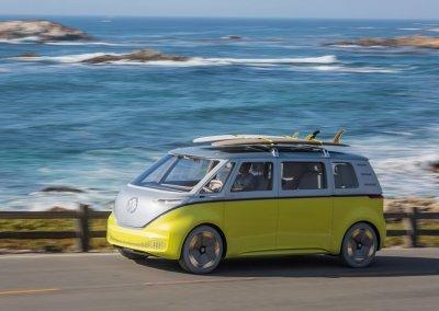 Volkswagen Showcar I.D. BUZZ, Pebble Beach