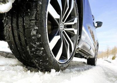 Fahren bei Schnee