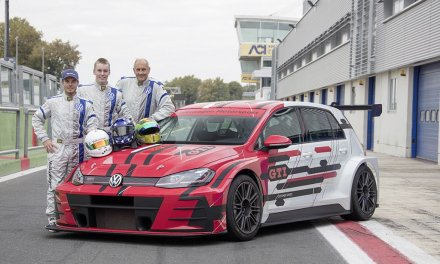Video VW Golf GTI TCR moderiert von Hans-Joachim Stuck