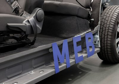 Modulare E-Antriebs-Baukasten MEB