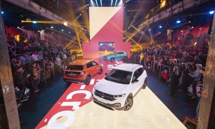 Weltpremiere VW T-Cross in Amsterdam