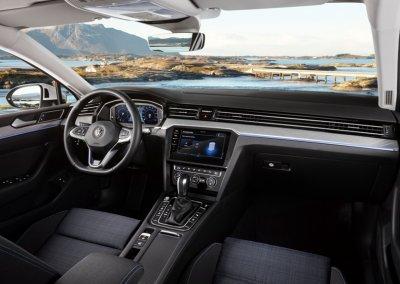 VW Passat Interieur