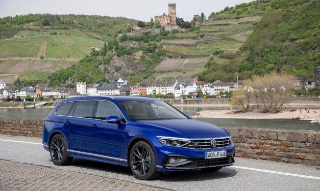 Fahrbericht Video VW Passat 2019