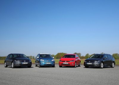 Volkswagen TGI models