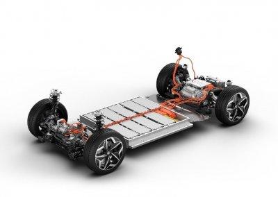 MEB Plattform VW ID. 3