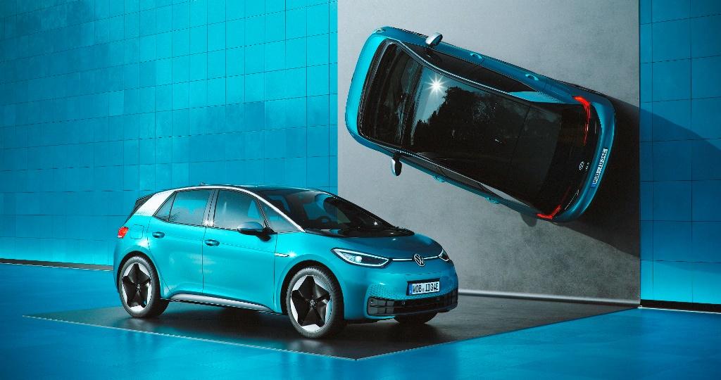 1st Edition VW ID.3 – Elektrifizierter Volkswagen