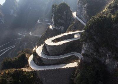 Tianmen Mountain VW ID.R