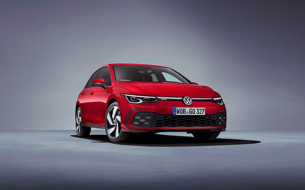 VW Golf GTI – Die 8. Generation mit noch mehr Fahrdynamik