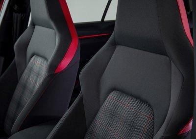 VW Golf GTI 8. Generation Karositze