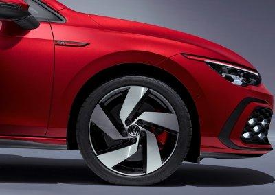 VW Golf GTI 8. Generation Felge vorne rechts