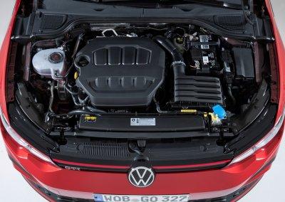 VW Golf GTI 8. Generation Motor