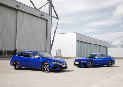 VW Arteon R Shooting Brake und Grand Turismo