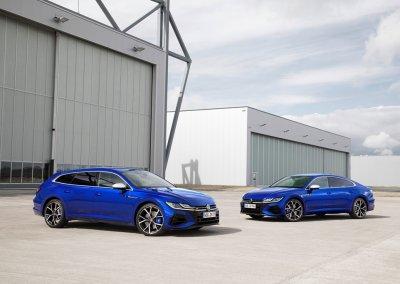 VW Arteon R Shooting Brake und Grand Turismo