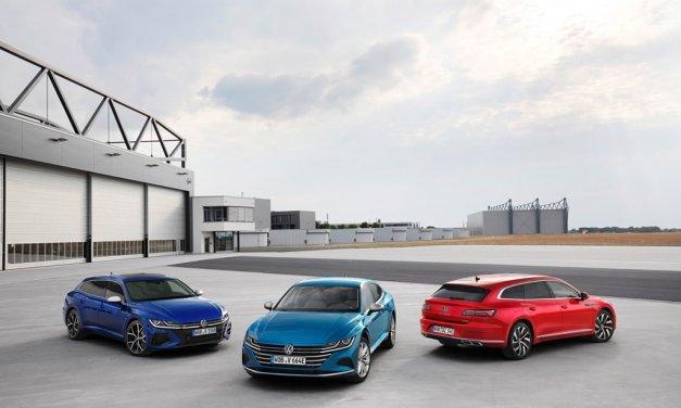 VW Arteon – Jetzt auch als Shooting Brake