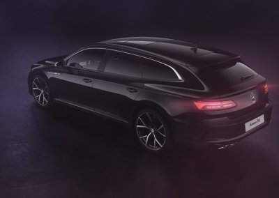 VW Arteon Shooting Brake black