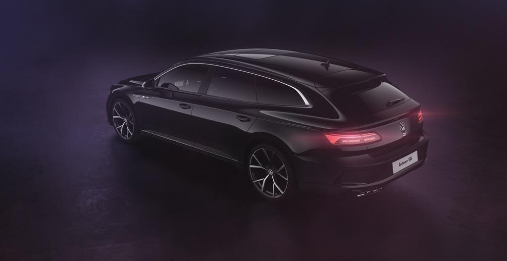 VW Arteon Shooting Brake black