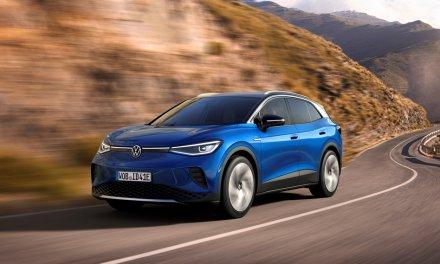 VW ID.4 – Weltpremiere des Elektro-Allrounders