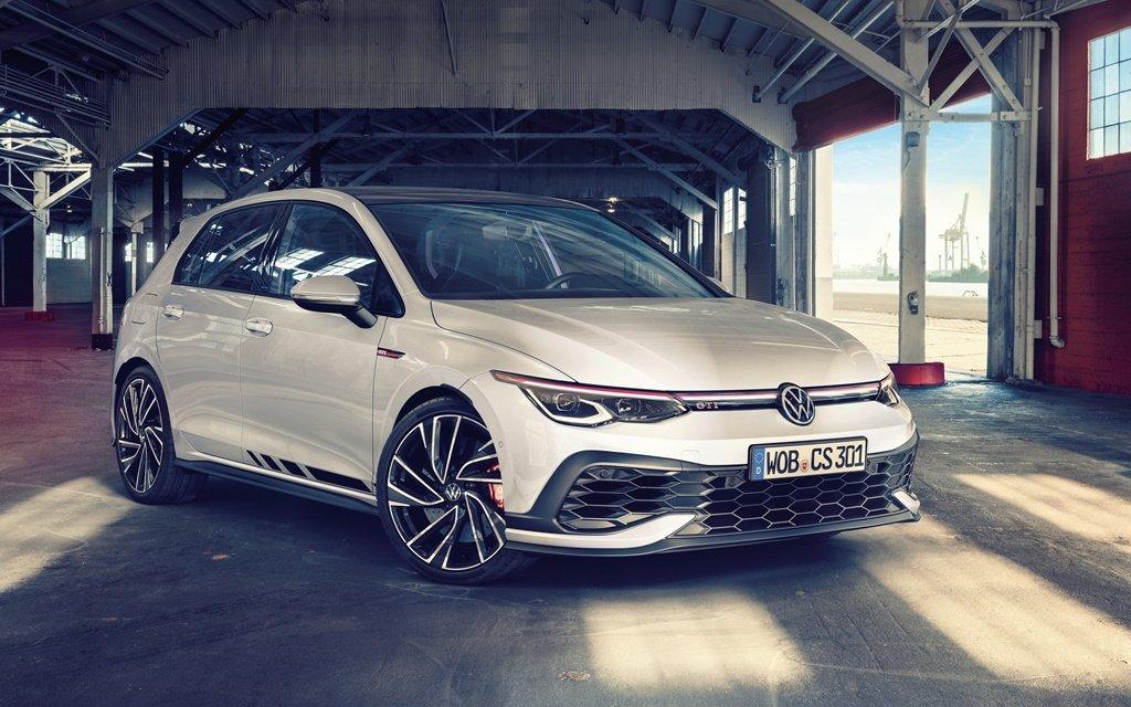 VW Golf GTI Clubsport – Der Dritte im Bunde