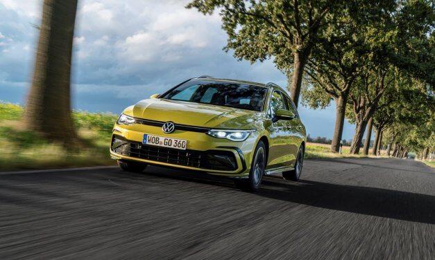 VW Golf Variant und Alltrack – Länger und höher