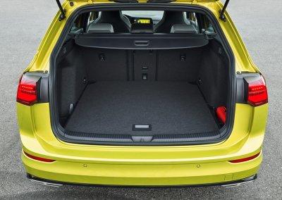 VW Golf Variant R-Line 2.0 TDI SCR