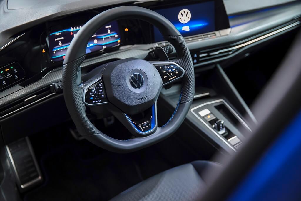 VW Golf R Lenkrad