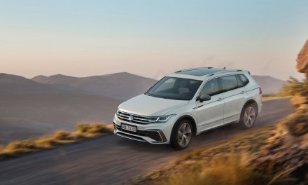 VW Tiguan Allspace – Einfach mehr Länge