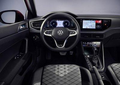 VW Taigo Innenraum