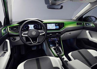 VW Taigo Innenraum Style