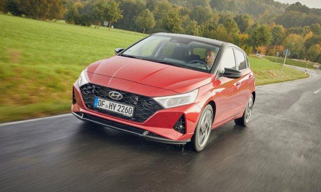 Hyundai i20 – Kurz geblieben