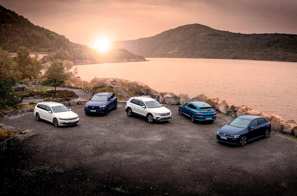 Plug-in-Hybride von Volkswagen