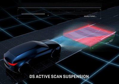 DS Active Scan Suspension