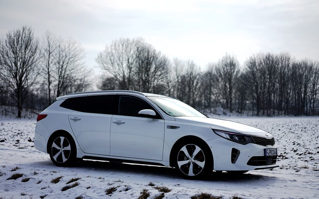 Kia Optima Sportswagon GT – Der Film