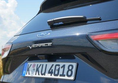 Ford Kuga Vignale 2,0 EcoBlue Hybrid Heck Schriftzug