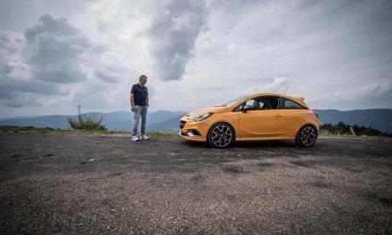 Opel Corsa GSi – Ein sportlicher Abschied