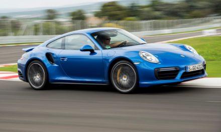 Porsche 911 Turbo – Welch ein Genuss