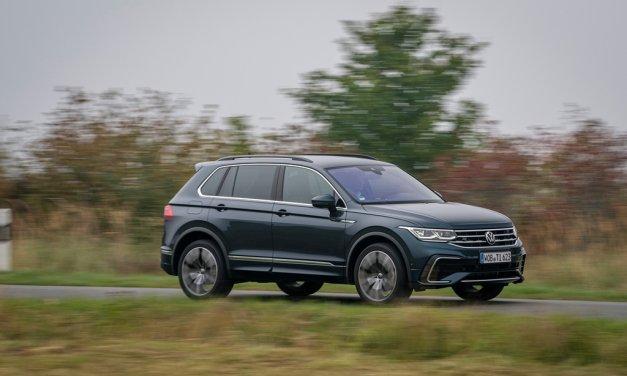 VW Tiguan – Vom eHybrid über den TSI zum TDI