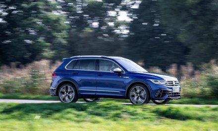 VW Tiguan R – Einfach mehr Leistung