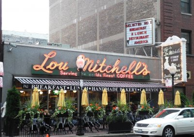 Chicago Lou Mitchells